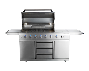freestanding-grill