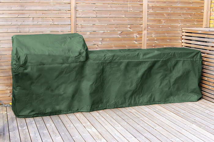 protective cover-forest-green